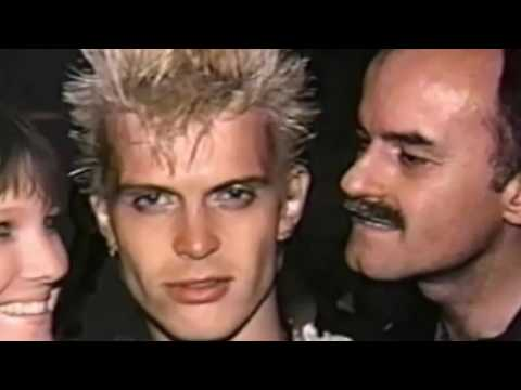 Billy Idol Rock and Roll Punk legend's life/Behind the music