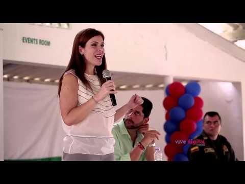 Inauguración Punto Vive Digital Plus de Cartagena C8 – N5
