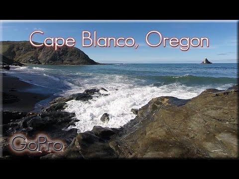 Cape Blanco, Oregon and surrounding areas