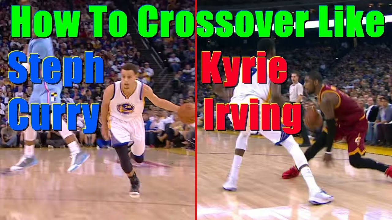 Different Basketball Crossover Moves That'll Amaze Everyone