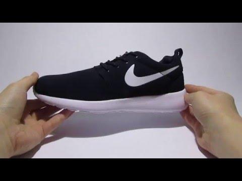 Обзор женских кроссовок Nike Roshe Run