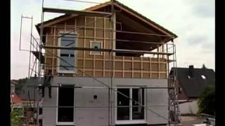 Фасад дома из Аквапанели Кнауф Цементные плиты (Аквапанель Knauf Наружная)(, 2016-02-11T06:25:29.000Z)