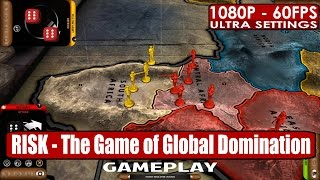 Risk The Game of Global Domination gameplay PC HD [1080p/60fps]