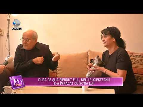 Teo Show (03.12.2018) - Povestea artistului Nelu Ploiesteanu! Cum s-a impacat cu sotia lui?