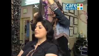 Saundarya - Hair Styling Tips - The Perfect Hair Style For A Party