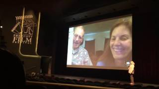 Conversation with Jeff Lowe and Connie Self