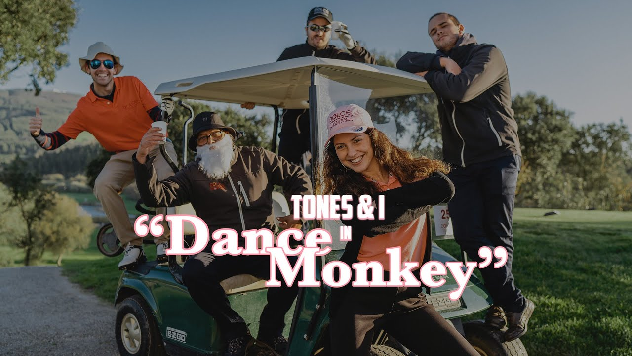 Paródia Dance Monkey