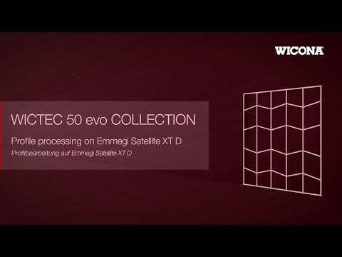 WICONA - WICTEC 50 Evo