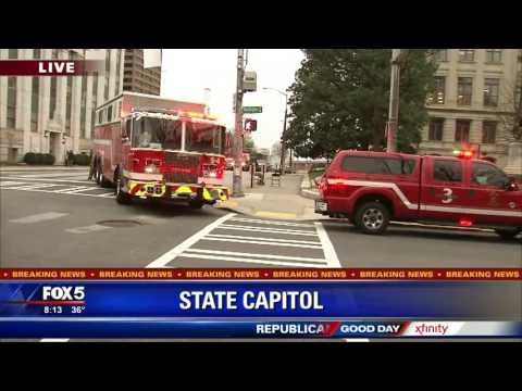Suspicious package near Capitol