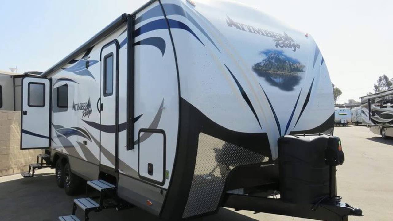Timber Ridge Travel Trailer For Sale
