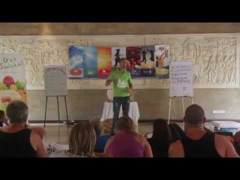 Juice Fasting With Tyler Tolman - The Final Bali Juice Fast
