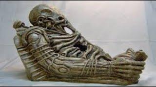 UFO: Did the aliens visited the Earth in the past? / НЛО: посещали ли пришельцы Землю в прошлом?