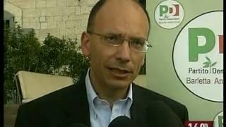 TG 04.01.10 Regionali, il Pd pugliese a Roma per scegliere il candidato