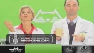 World's Best Cat Litter Commercial thumbnail
