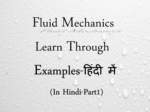 Fluid Mechanics Learn Through Examples in...