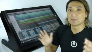 Modulas PRIME and Consoles - Touch Controllers for DAWs and Plug-ins