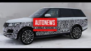 видео Land Rover представил Range Rover Sport 2019 модельного года