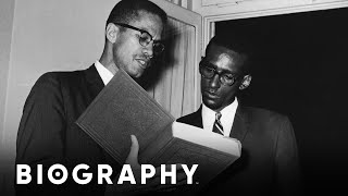 Malcolm x: minister & human rights activist   biography