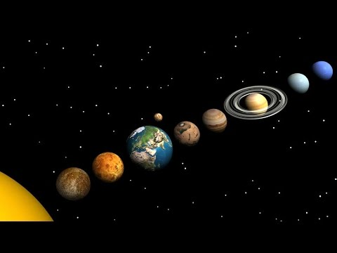 RICHPLANET TV - Formation of planets a new theory - 17/11/2015