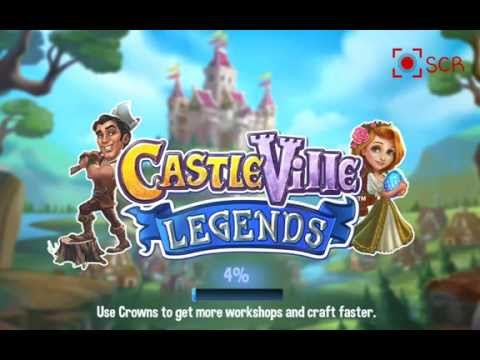 How to hack CastleVille Legends