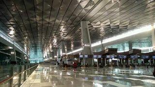 TERMINAL 3 ULTIMATE SOEKARNO HATTA Intl. Airport JAKARTA INDONESIA