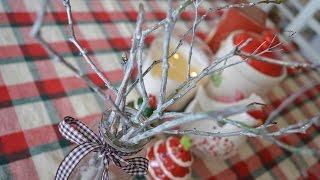 Коледно Отброяване еп 4. НСС Коледен Букет от клонки