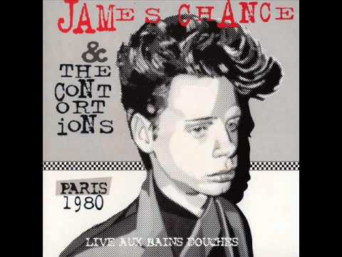 James Chance & The Contortions   I danced with a zombie