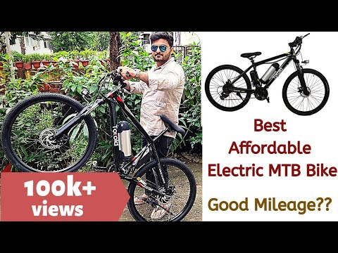 Cheapest Indian Electric Bike