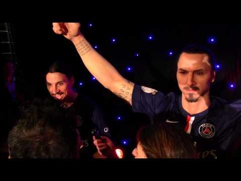 Interview De Zlatan Ibrahimovic Musée Grévin
