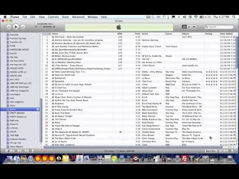 How to burn mp3 cd on itunes