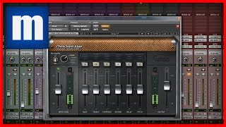 Mixing Lead Vocals with Waves CLA Guitars - ModernMixing.com