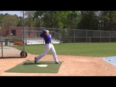 Kieran Conway | Nansemond Suffolk Academy Baseball | Baseballclearinghouse April 2017