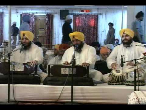 Paap Kamavandiya Tera Koe Na Beli Raam Bhai Satvinder Singh Bhai Harvinder Singh