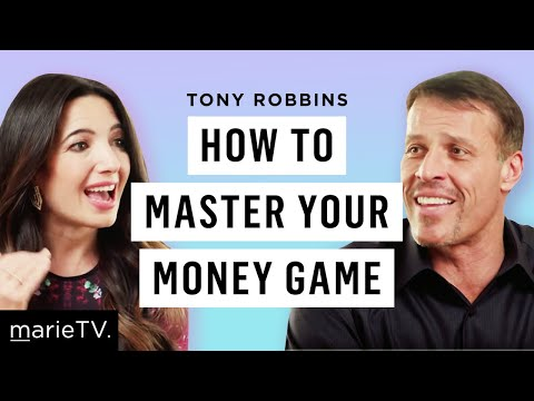 Tony Robbins On Money: Master The Game