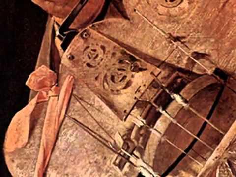 Marin Marais - 2_8 - Suite in Mi minore - 04. Courante - Georges de La Tour