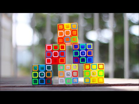 Making Transparent Aolong Force Cubes | Timelapse