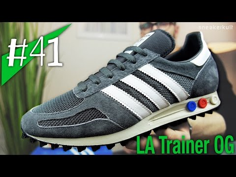 41 ADIDAS LA TRAINER OG Reviewon feet sneakerkult