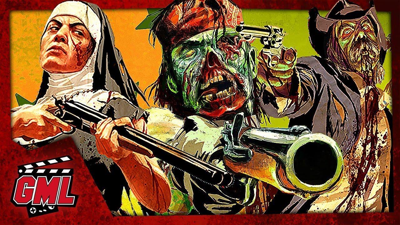 Download Red Dead Redemption : UNDEAD NIGHTMARE - FILM JEU COMPLET vost FR