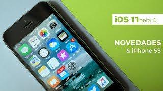 IOS 11 Beta 4 Novedades, Mejoras & Uso En IPhone 5S