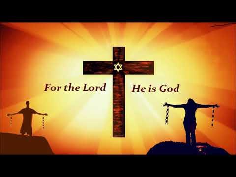 768 Lord God of Abraham {Paul Wilbur}
