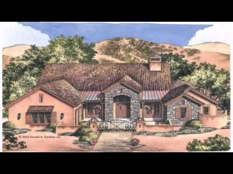 House Plans Southwestern Style Ranch