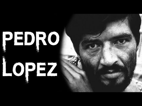 The Monster Of The Andes  Pedro Lopez