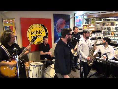 Travellin' Brothers @ Louisiana Music Factory 2015