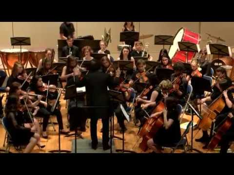 UW-Rock County Youth Orchestra 14th Annual Spring Concert