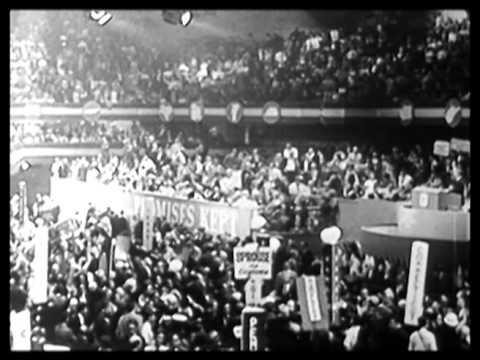 Ribicoff vs. Daley at Democratic National Convention 1968