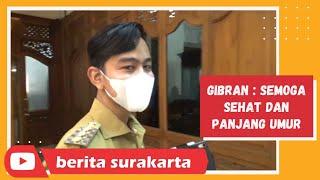Pak Jokowi Ulang Tahun, Gibran Doakan Sehat dan Panjang Umur
