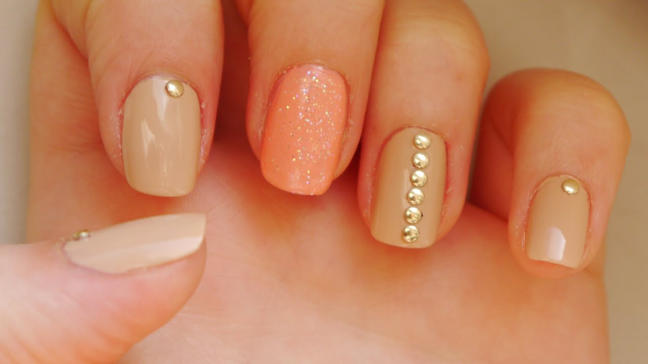 2015 New Years Nail Art! 3 Easy Designs / Paznokcie na sylwestra ...