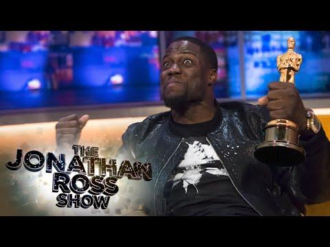 Kevin Hart's Oscar Speech *Exclusive Clip* - The Jonathan Ross Show