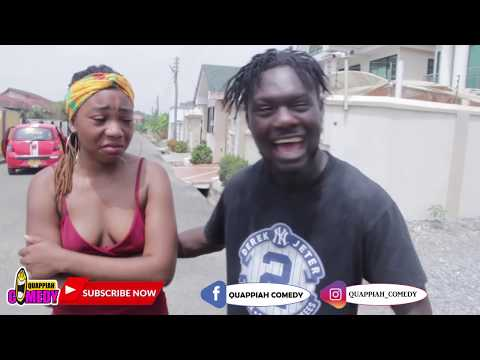 Prègnàncy Wahala On Don Little Head Can He...? | Quaapiah Comedy 2020