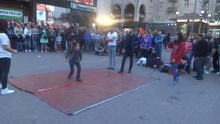 Street Dance Київ Хрещатик